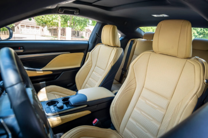 Car Interior Cleaning Sydney Service