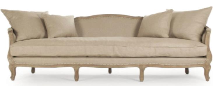 Hemp Upholstery