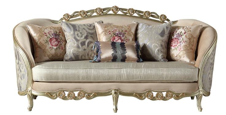 Silk Upholstery